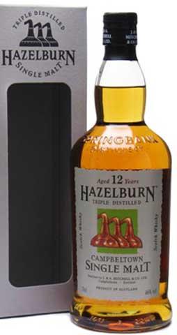 Hazelburn-12-Sherry