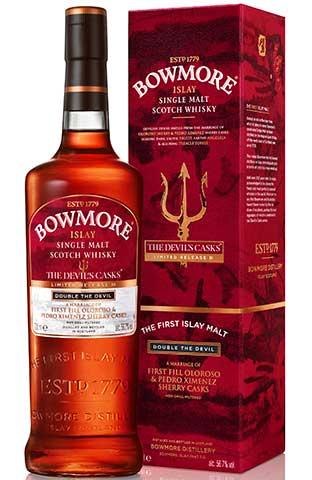 Bowmore-devils-casks