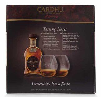 Cardhu-12-gift-set