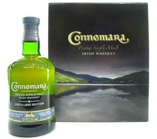 Connemara-distillers-edition-gift-set