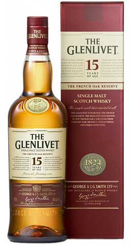 Glenlivet-15-French-Oak